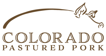 Colorado Pastured Pork Logo